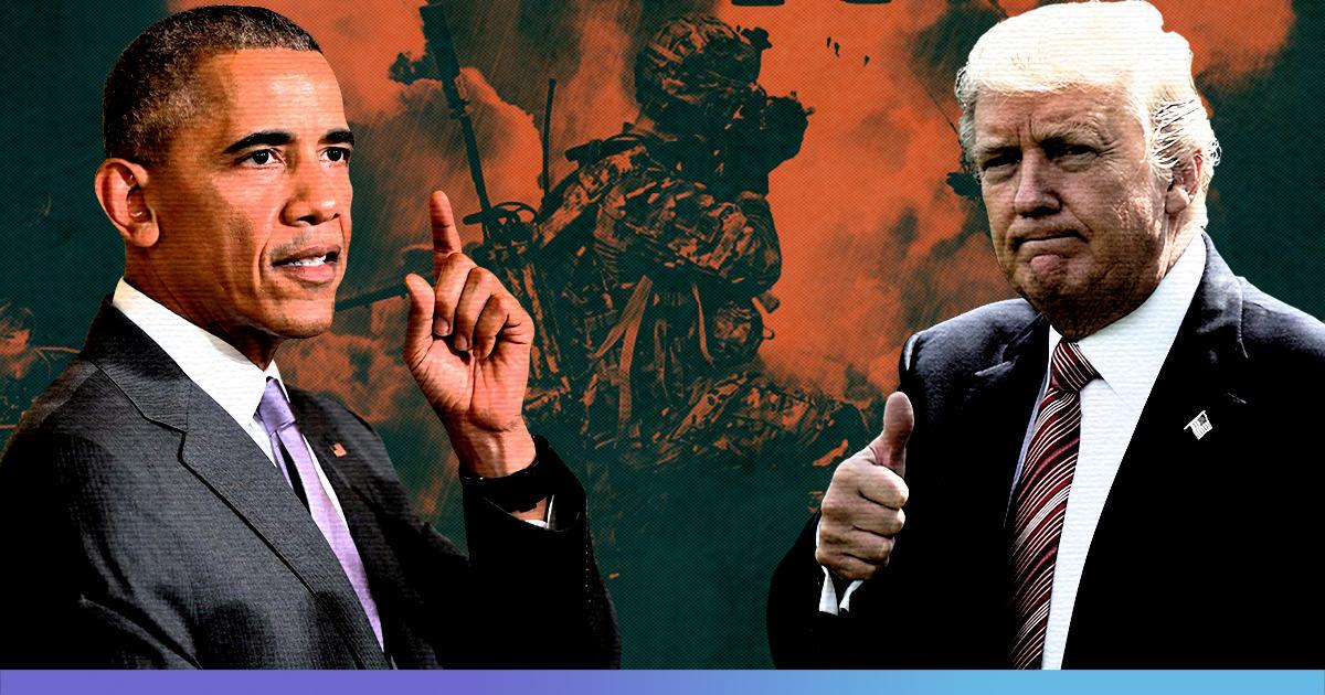 When Grace Met Crass! Obamas Announcement Of Ladens Death Vs Trump Announcing Baghdadis