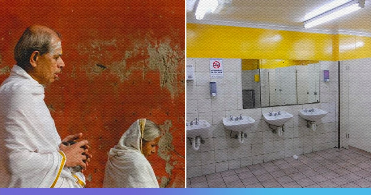 UP: Mistaking Toilet Painted In Saffron As Temple, People Offer Prayers For Over A Year