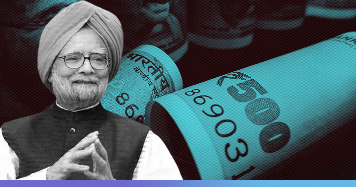 Climate Of Fear, Hopelessness Created By Modi Govt Is Stifling Economy: Dr Manmohan Singh
