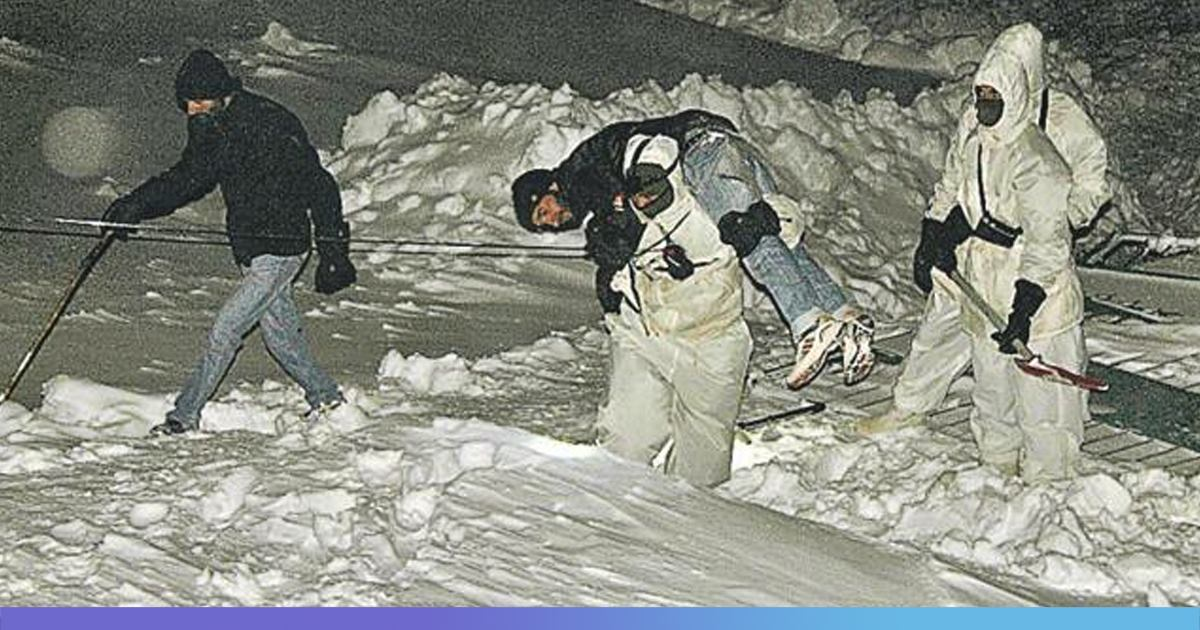 Four Army Jawans Die In Line Of Duty, Two Porters Also Killed, As Avalanche Hits Siachen Glacier