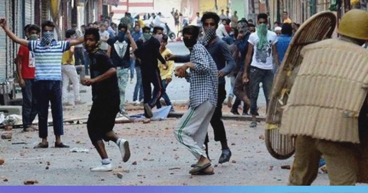 Normalcy In Kashmir? 765 People Arrested In Cases Related To Stone-Pelting Since Revocation Of Article 370