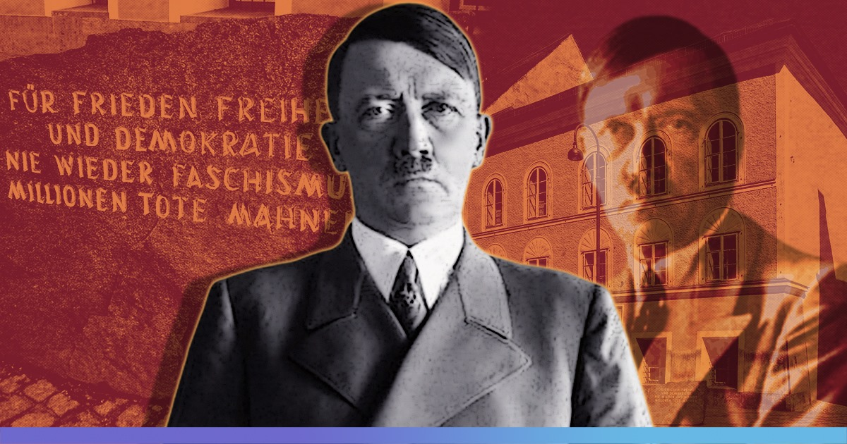 Nazi Dictator Adolf Hitler's Birth Home In Austria To Be Converted Into Police Station