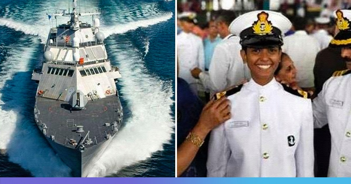 Indian Navys First Woman Pilot To Join Operations From December 2