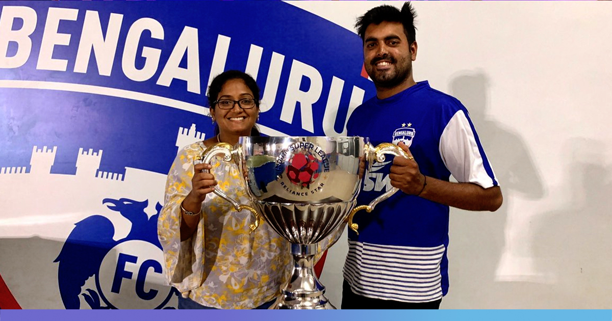 Pregnant Bengaluru FC Fan Asks for Permission To Carry Hot Water To Game, Club