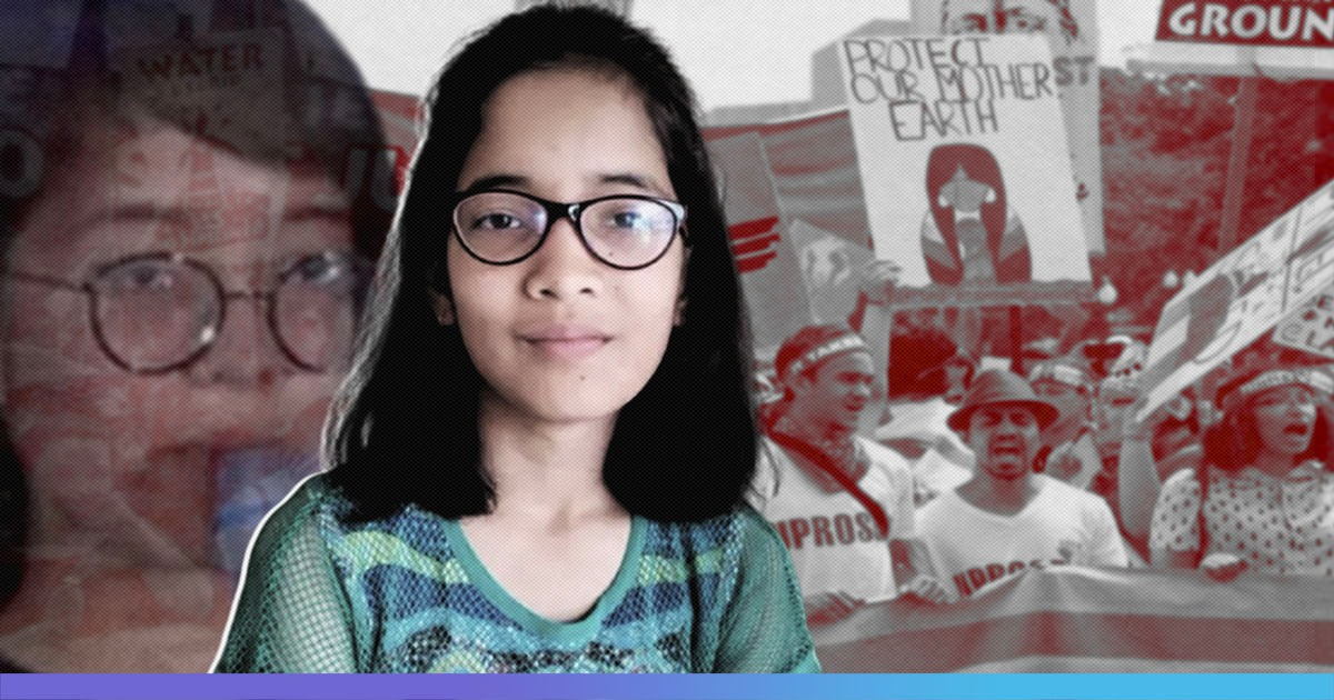 Indian Greta Thunberg - Ridhima Pandey Is Questioning Govts Action On Climate Change