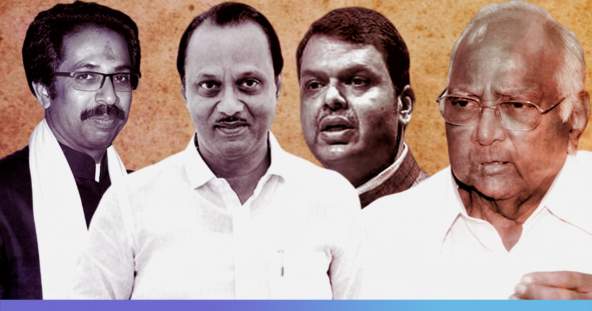 BJP Bites Dust In Maharashtra Amid Power Tussle, Coup, Crumbling Alliance