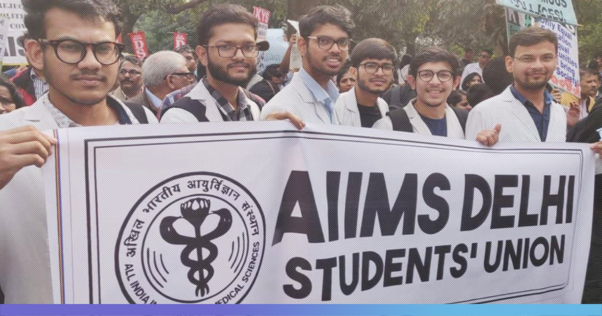 Another JNU In Making? Centre Proposes Fee Hike In AIIMS