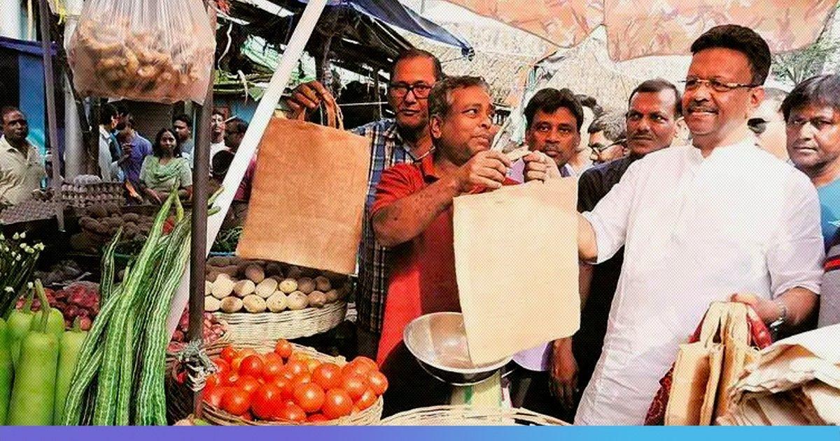 Kolkata: Municipal Corporation To Reward ₹2000 To Shopkeepers Who Help Track Plastic Bag Suppliers