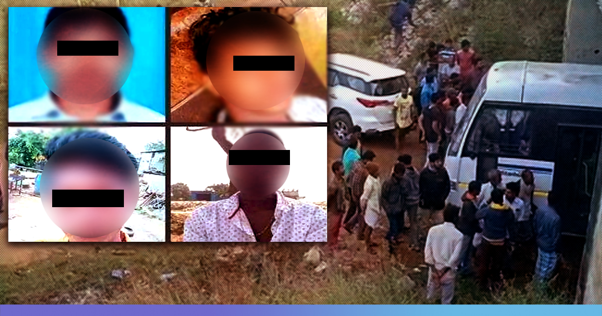 All 4 Accused In Hyderabad Vet Gang-Rape And Murder Case Killed In Encounter