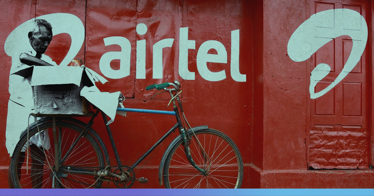 Bharti Airtel To Become Foreign Entity, Govt Policies Responsible?