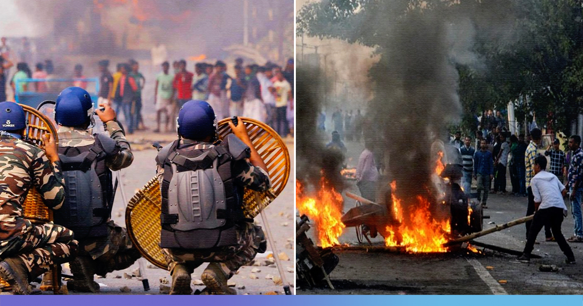 Street Lights Were Shut When Police Opened Fire: Tale Of 4 Killings During Anti-CAA Protests In Assam