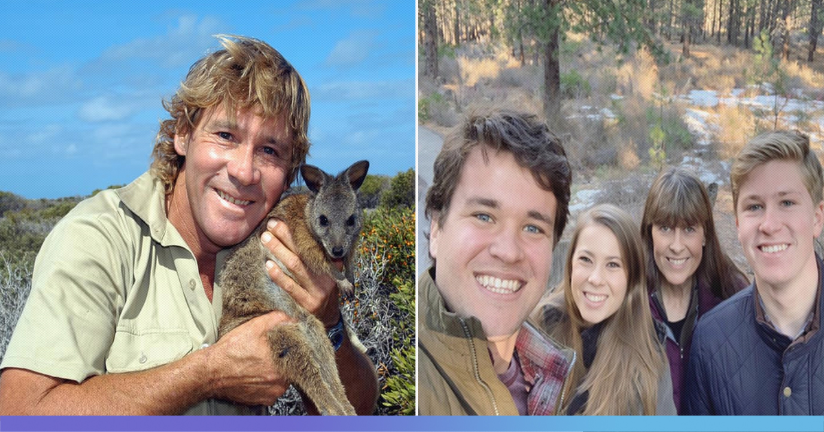 Legacy Lives On! Animal Enthusiast Steve Irwins Family Rescues 90,000 Animals From Australia Bushfires