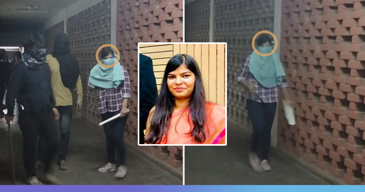 JNU Violence: Masked Woman In Mob Attack Is ABVP Activist, Claims Viral Voice Note