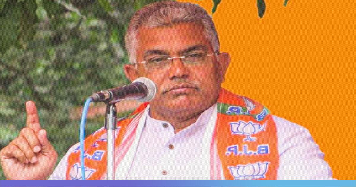 BJP Govts In UP, Assam, Karnataka Shot Protesters Like Dogs: Bengal BJP President