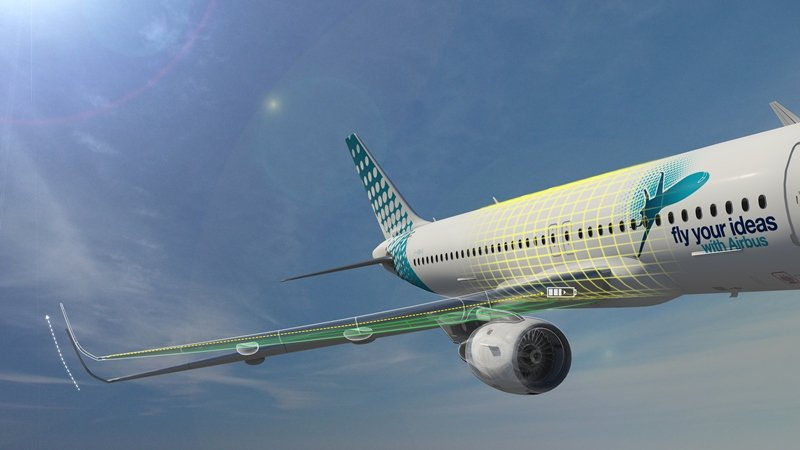 A Plane That Generates Its Own Power For In-Flight Operations - Meet The Airplanes Of The Future!