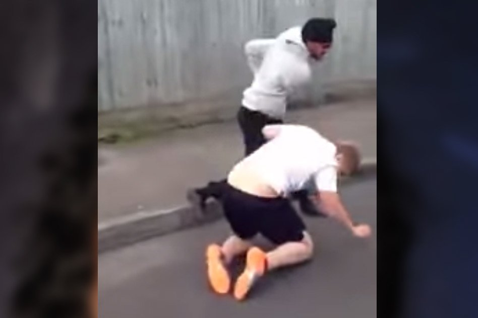 Watch: Sikh Kid Retaliates After Getting Bullied In Foreign Land