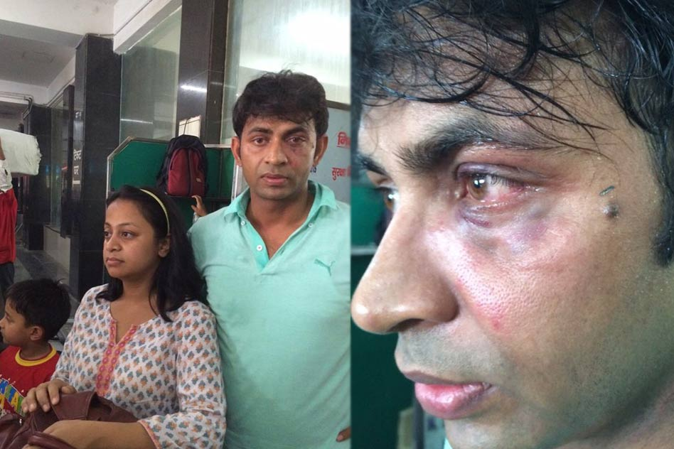 DRDO Scientist Brutally Assaulted By Miscreants At New Delhi Railway Station In Front of RPF Personnels