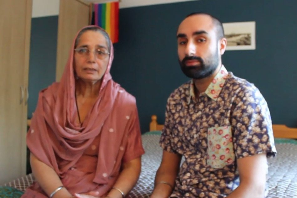 Watch: Punjabi Mother Explains Homosexuality To Other Parents