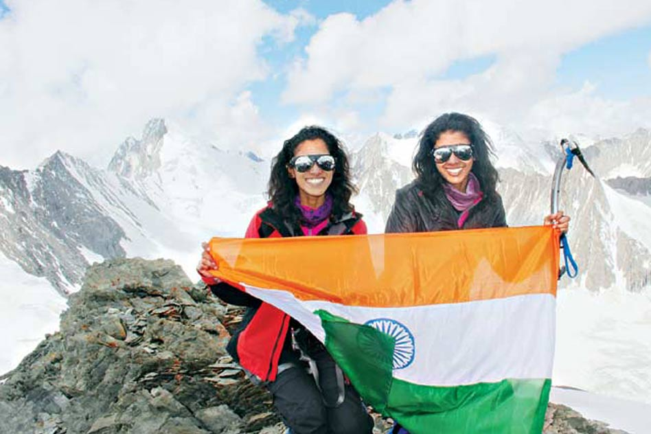 Haryana Twin Sisters: First Indians To Climb The Tallest Mountains on Every Continent