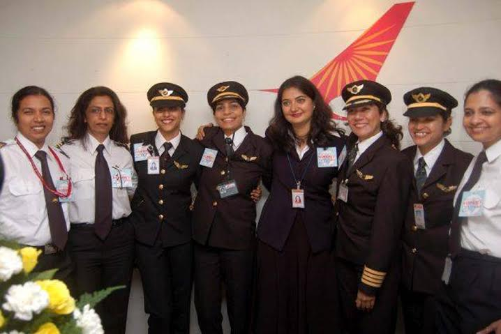 For Indian Women Pilots, Sky Is Not The Limit