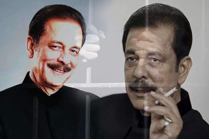Rags-To-Riches-To-Disgrace: The Story Of Subrata Roy