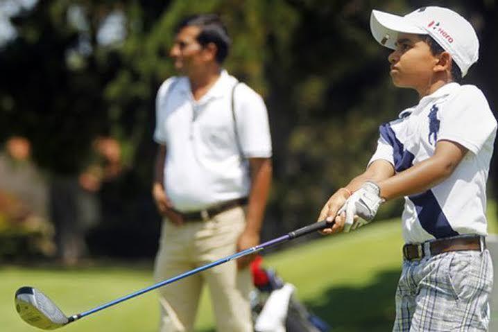 Haryana Milkmans 10-year-old Son Wins Junior World Golf Championship