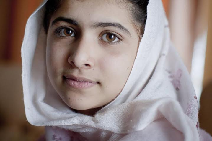 Books, Not Bullets: Malala Opens School For Syrian Girls to Celebrate 18th Birthday