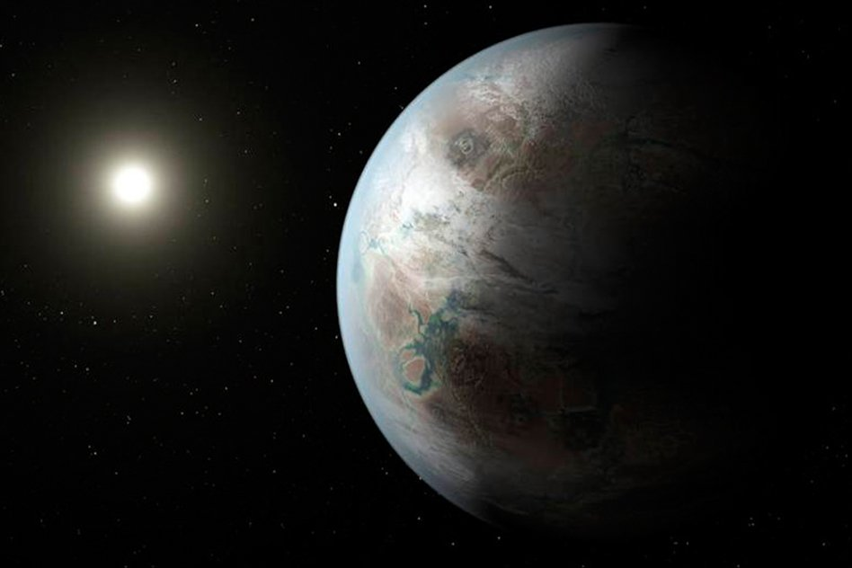 NASA Discovered Earth 2.0: Earth-Like Planet In The Habitable Zone of Another Sun-Like Star