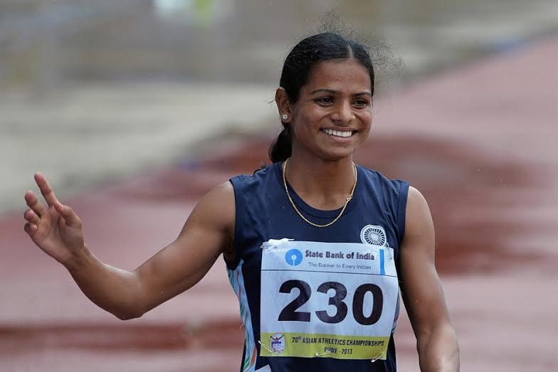 The Rebirth of Indian Sprinter Dutee Chand: Wins A Big Fight For Women Athletes