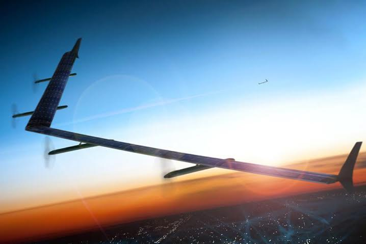 Facebook Launches Aquila: This Solar Powered Plane Will Beam Internet From The Sky