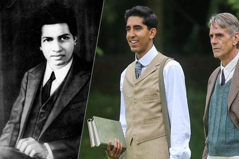 """The Man Who Knew Infinity"", A Biopic On Indian Mathematician Srinivasa Ramanujan"