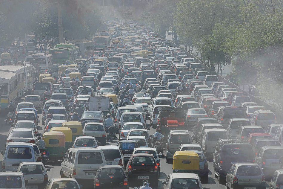 The Logical Indians Outlook On Overall Issue Of Air Pollution In Delhi & Odd-Even Car Rule