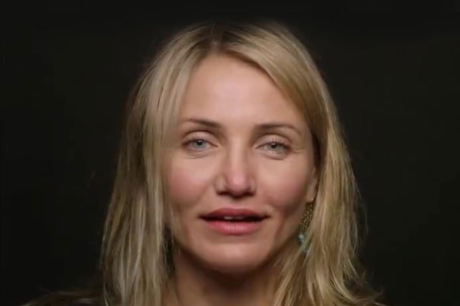 [Watch] In 1 Minute Cameron Diaz Explains, How Fame Will Not Bring You Happiness