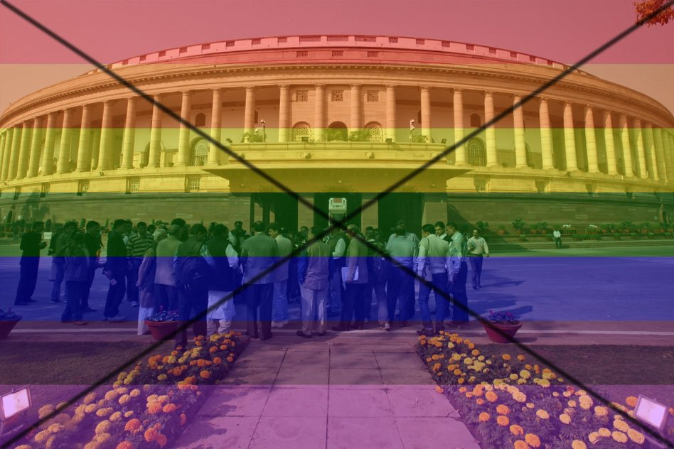 We Are Now Officially A Homophobic Country: Bill To Decriminalize Homosexuality Defeated In Parliament
