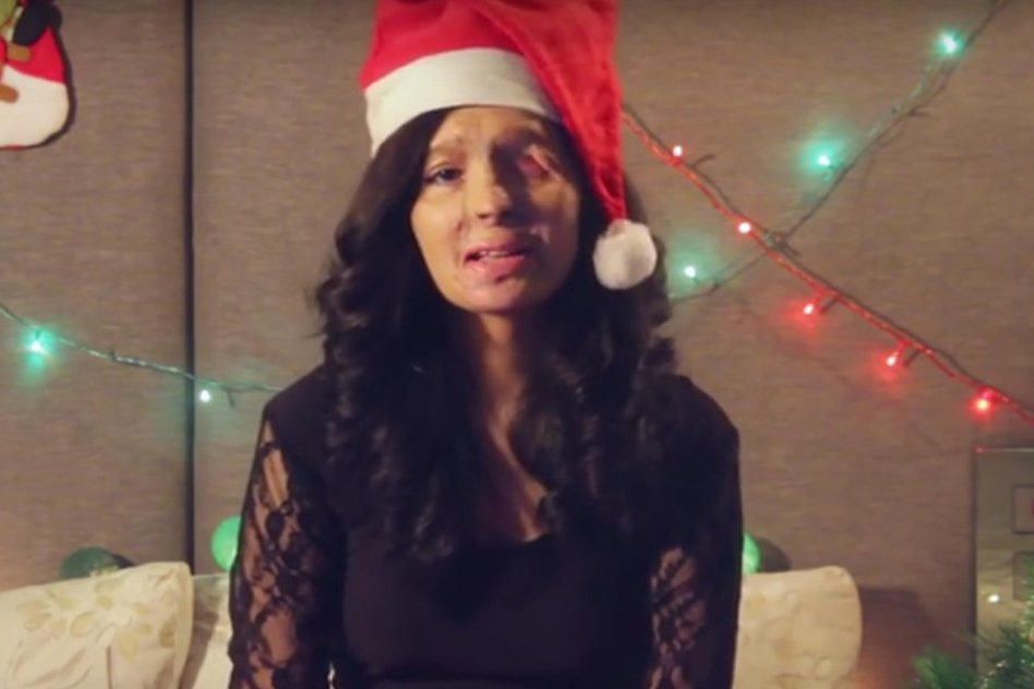 [Watch] Acid Attack Survivor Reshmas Christmas Wish Is Your Last Chance To Bring About Change