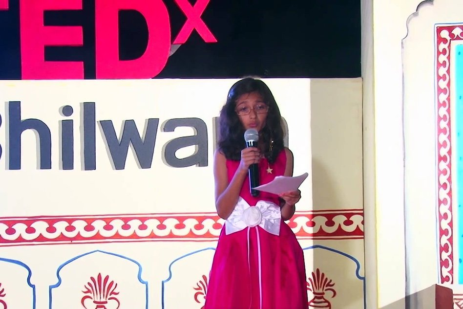 Meet 10-Year-Old Ishita Katyal, Youngest Indian To Become TEDYouth Speaker At New York