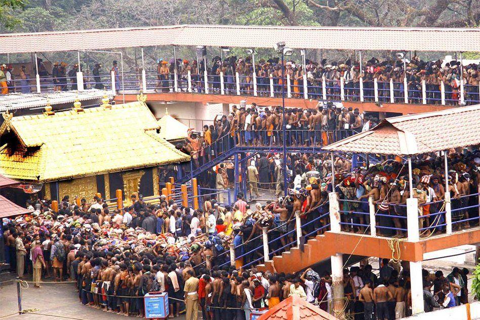 Kerala: Why Cant Women Enter Sabarimala Temple, Asks Supreme Court