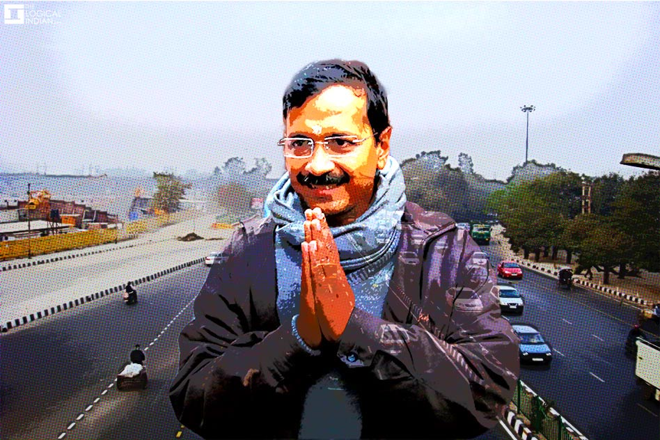 Delhi Government Saves Rs. 100 cr On Elevated Road Project, Once Again!