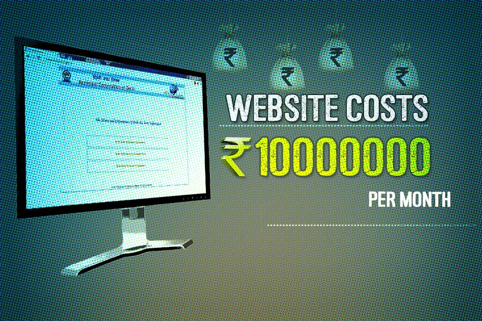 MCD Spends Rs. 1 Crore Per Month To Keep Defunct Website Going