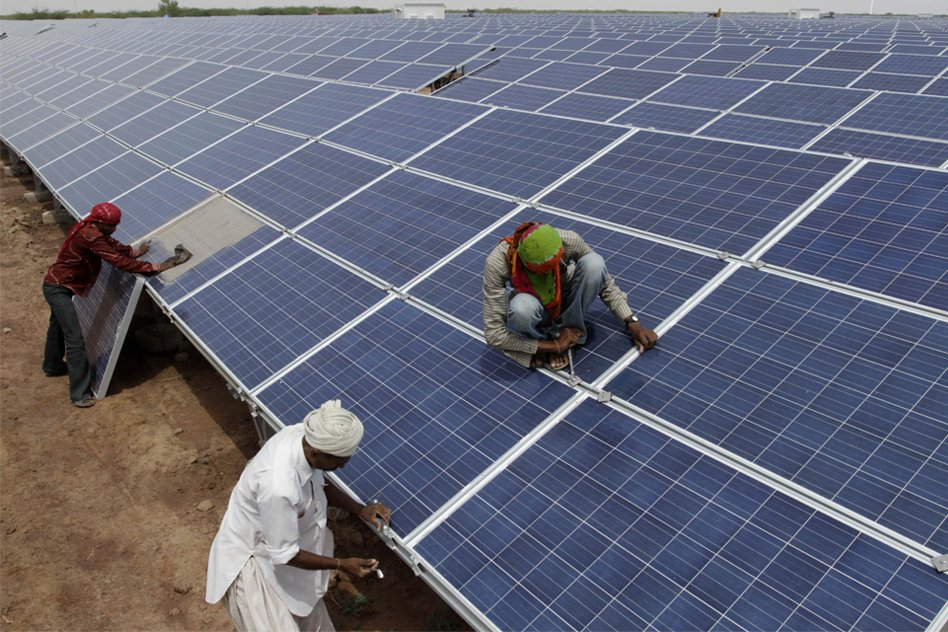 Indias Bet On Solar Power Is Paying Off Far Earlier Than Anticipated, Know About The Mission