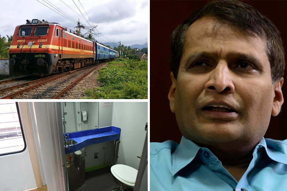 Trains Without Toilets And The Menace Of Open Defecation