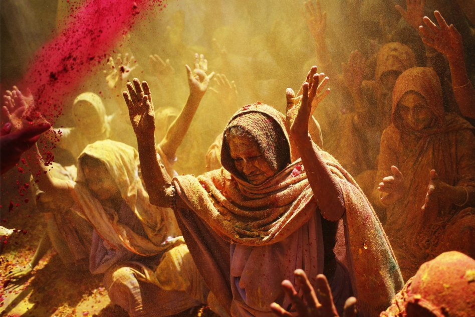 Vrindavan Women Defying Age-Old Customs By Celebrating Festivals Like Holi – What Lies Behind The Scene?