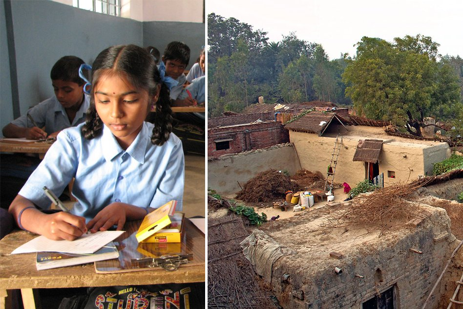 The Most Literate Village Of Asia Is From Uttar Pradesh