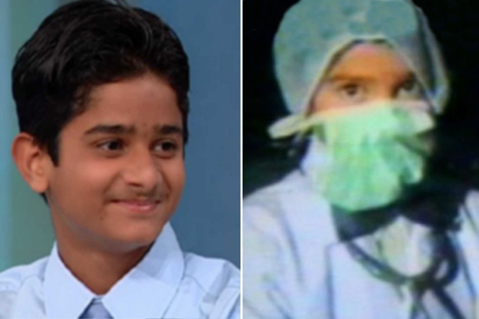 At The Age Of 7, This Kid Is The Youngest Surgeon In The World