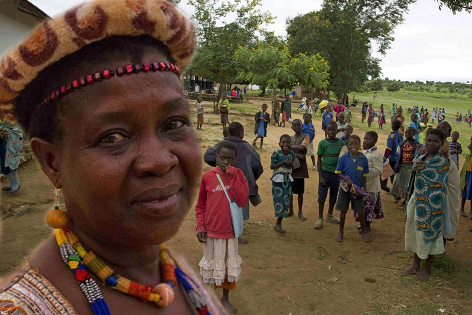 Meet Fearsome Theresa Kachindamoto, Who Saved 850 Children From The Clutches Of Child Marriage