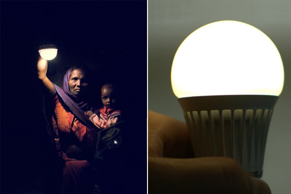 How Switching To LED Bulbs Can Lighten The Home Of The Needy As Well As Save Your Money!