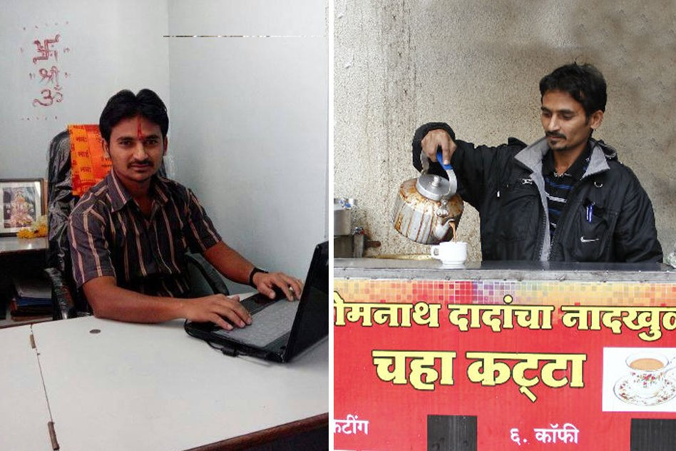 From Chaiwala To CA And Now He Is Maharashtra's Brand Ambassador For Education