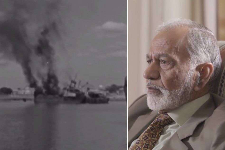 Video: Relive The 1971 Indo-Pak War Through The Untold Stories Of Brave Officers Who Served Aboard The INS Vikrant