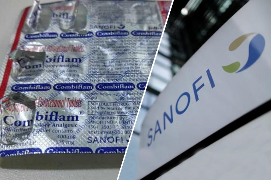 Commonly Used Painkiller Combiflam Fails Drug Test, Company Recalls Batches After Substandard Drugs Found