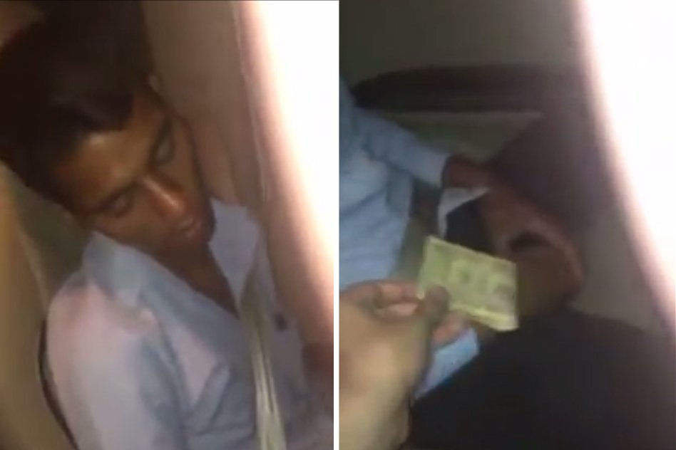 [Video] Uber Driver Falls In Deep Sleep While Driving, Passenger Drives The Car To Destination